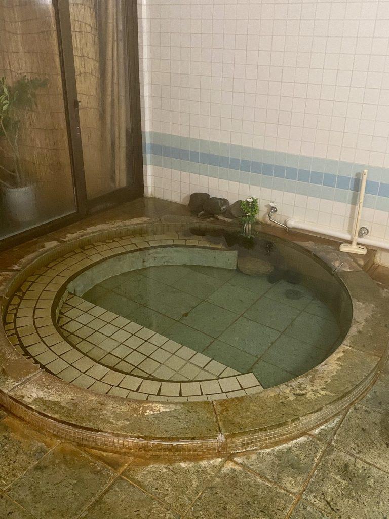 オーベルジュはせべ内風呂
