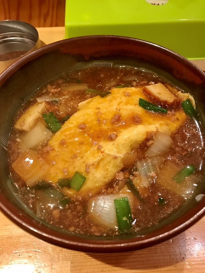 オムライ麺