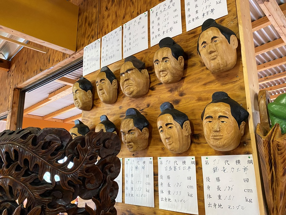 ちびっ子木彫り館