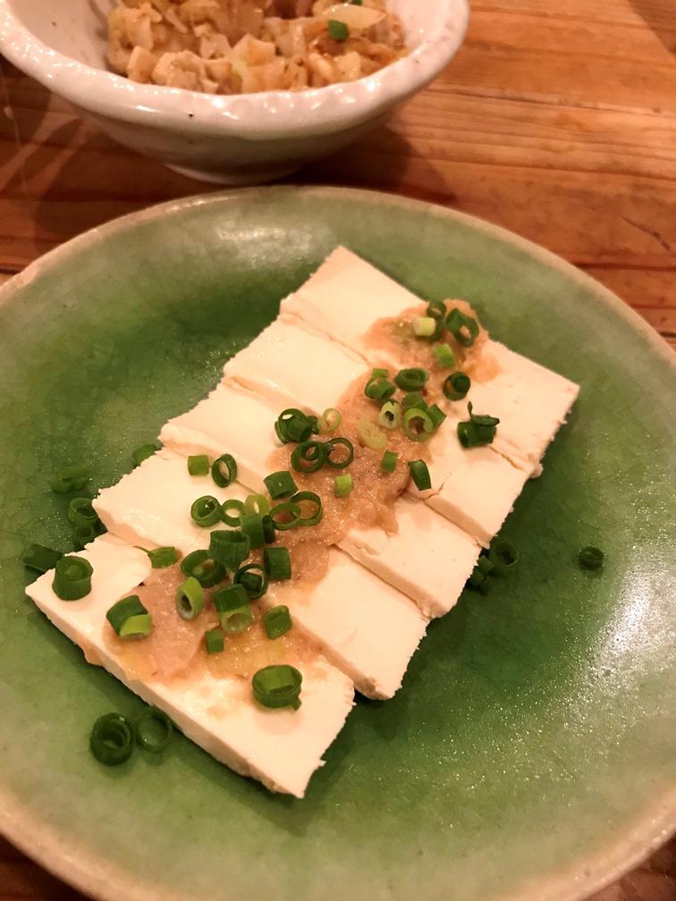 写真:クリームチーズのネギ味噌漬け