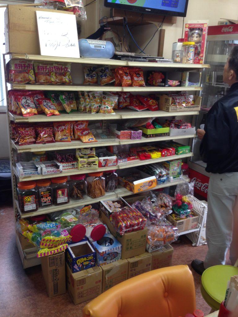 写真:タカヤナギ商店内観