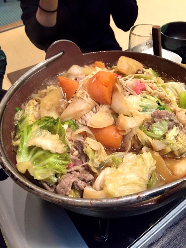 梅園 鴨鍋