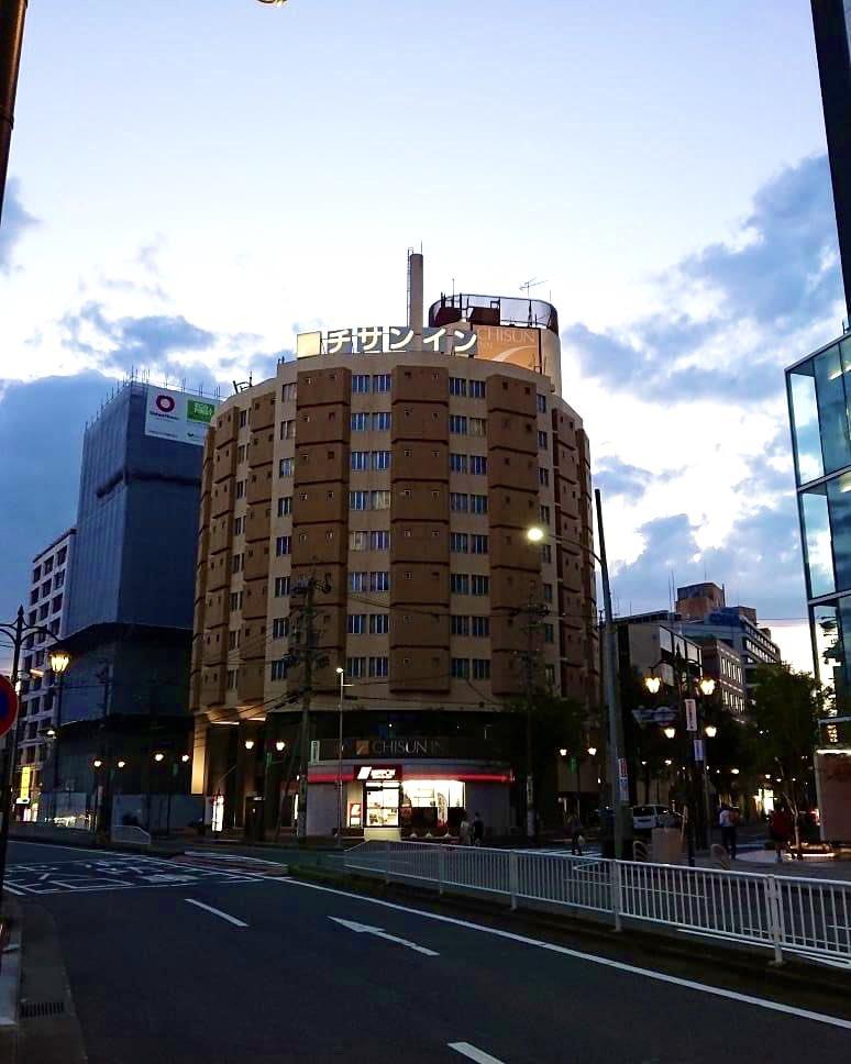 写真:チサンイン名古屋