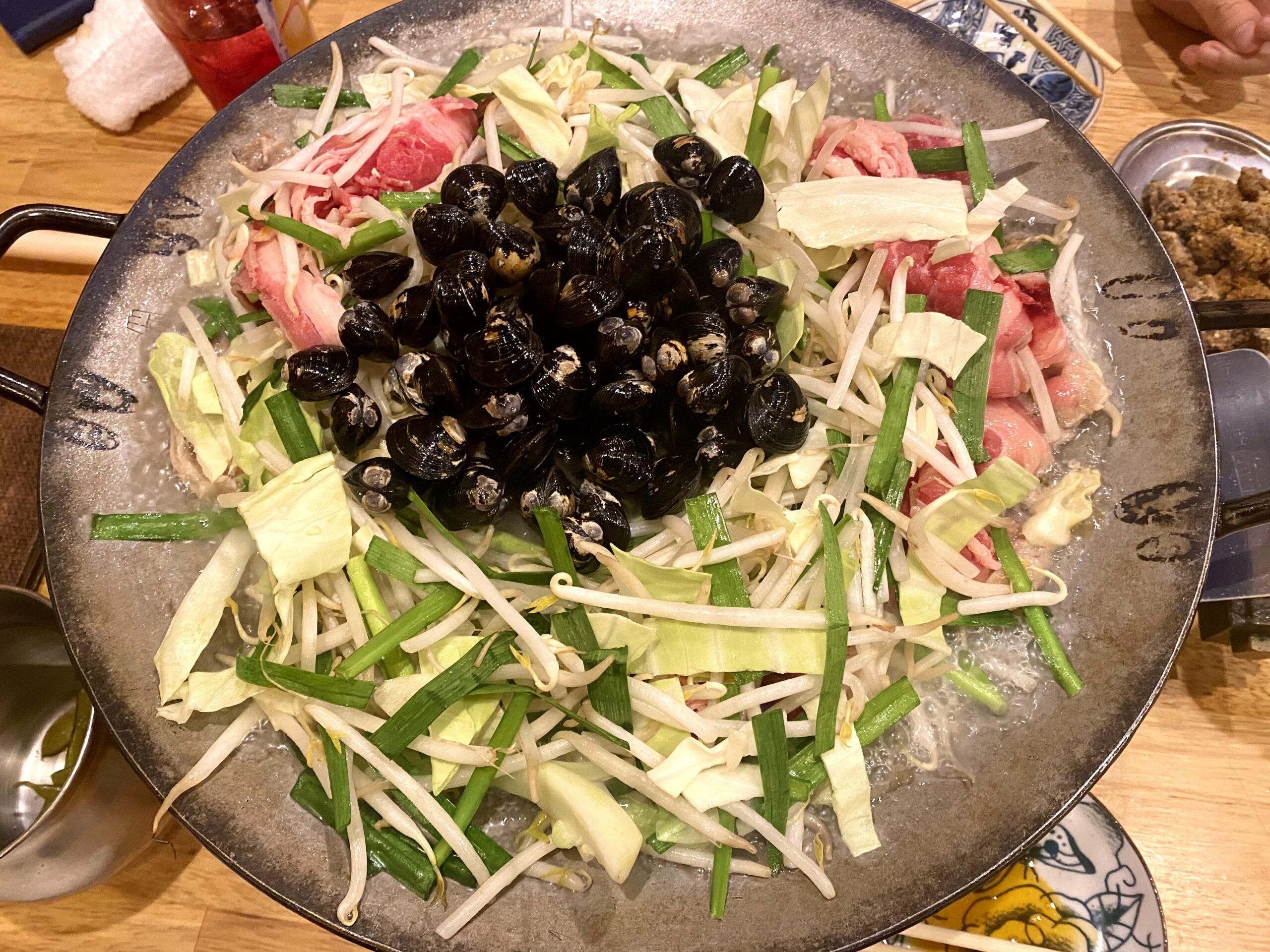 ミナミで他とは違う美味しい鍋を食べたいときは『しじみ炊き肉 くにき』が良いと思います【心斎橋】